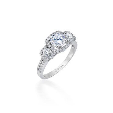 Simon G Catherine Engagement Ring Setting