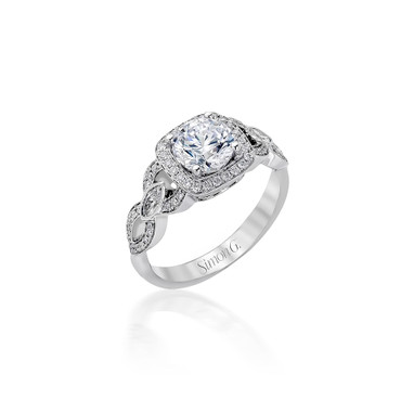 Simon G Greta Engagement Ring Setting