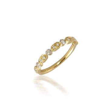 Bassali Symphony Stackable Ring