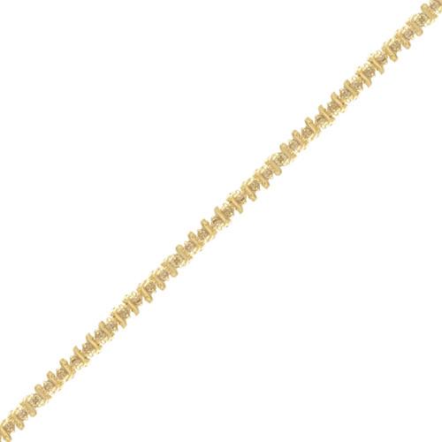 3.00ctw Slink Chocolate Diamond Tennis Bracelet
