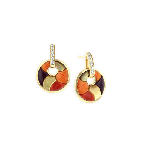 Kabana Oyster Earring 2