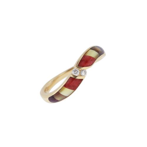 Kabana Oyster Ring 3