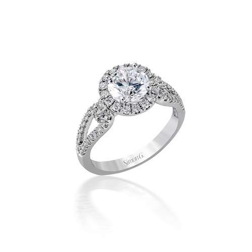 Simon G Sarafina Engagement Ring Setting