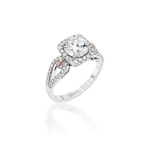 Simon G Whitaker Engagement Ring Setting