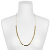 House of Harlow 1960 Frequency Gold Necklace