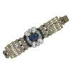 Badgley Mischka Lucretia Sapphire Bracelet