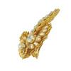 Miriam Haskell Pearl Swirl Earrings