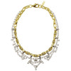 Joomi Lim Metal Luxe Crystal Spike Necklace
