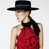 Jennifer Behr Voilette Lace Headband