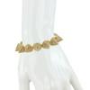 Eddie Borgo Gold Pave Cone Bracelet