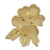 Ciner Mini Crystal Flower Brooch