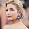 Siman Tu Three Petal Sapphire Earrings