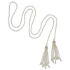 Ben-Amun Double Tassel Pearl Necklace