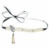 Ben-Amun Gatsby Deco Pearl Drop Headpiece and Choker Necklace