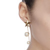 Jennifer Behr Corvus Earrings