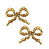 Jennifer Behr Katlin Bow Earrings