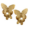Jennifer Behr Papillon Butterfly Drop Earrings