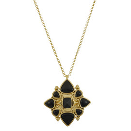 House of Harlow 1960 Kaleidoscope Necklace