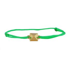 LeiVanKash Parsa Bracelet Neon Green