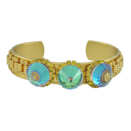 Elizabeth Cole Sphinx Cuff Bracelet