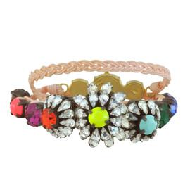 Shourouk Baraka Rococo Multi Bracelet