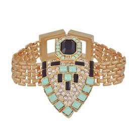 Mawi Deco Arrow Head Bracelet