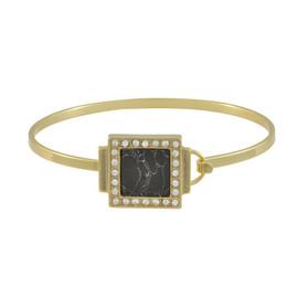 Sequin Erte Black Bracelet