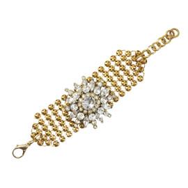 Lulu Frost Mesh Bracelet
