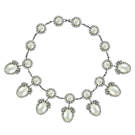 Kenneth Jay Lane Pearl Necklace