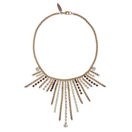 Fallon Victoria Comet Bib Necklace