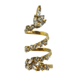 Erickson Beamon Duchess of Fabulous Ring