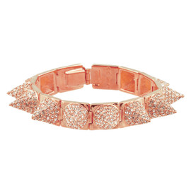 CC Skye Punk Princess Bracelet Rose