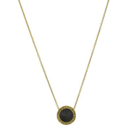 House of Harlow 1960 Oblers Paradox Pendant Necklace
