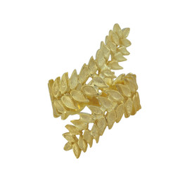 Joanna Laura Constantine Gold Leaves Ring
