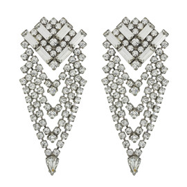 Dannijo Mariella Crystal Earrings