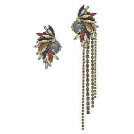 Erickson Beamon Happily Ever After Chain Ear Cuff Set