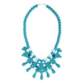 EK Thongprasert Turquoise DeCote Necklace