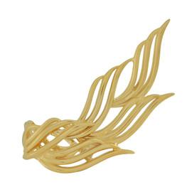 Joanna Laura Constantine Gold Flutter Ring