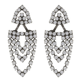 Dannijo Curtis Crystal Ear Jacket