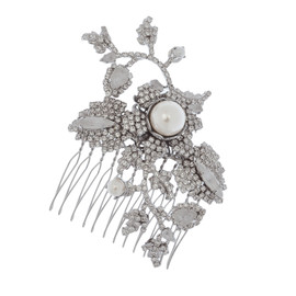 Erickson Beamon I Do Crystal Hair Comb