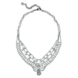 Dannijo Crystal London Necklace