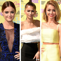 Trending Jewels At The Teen Choice Awards