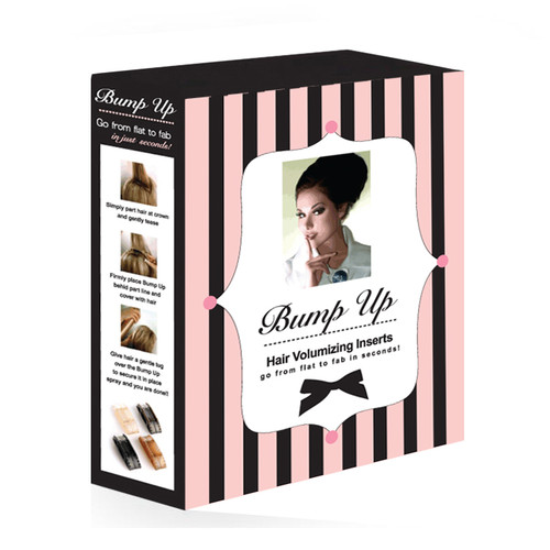 Bump Up Instant Hair Volume Inserts