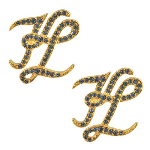 Vintage Karl Lagerfeld Earrings
