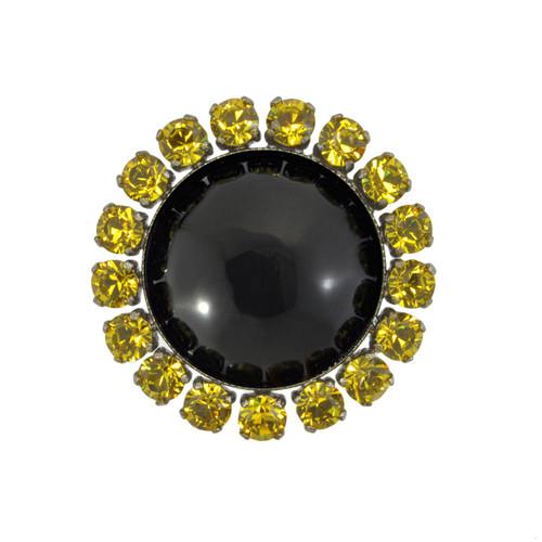 Jacques Fath Chez Maxim Yellow Ring