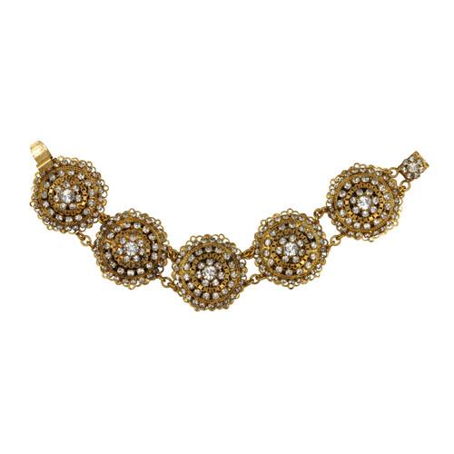 Erickson Beamon Pomp Bracelet