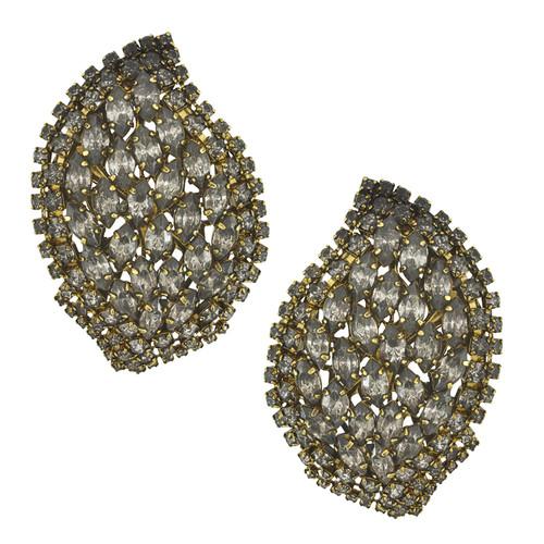 Erickson Beamon Hello Sweetie Earrings