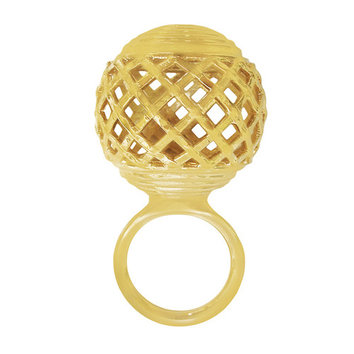 Vita Fede Gold Sefra Ring