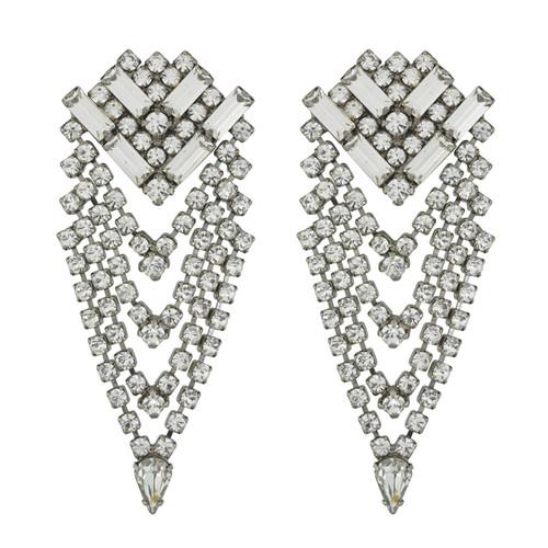 Dannijo Mariella Crystal Earrings