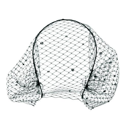 Jennifer Behr Voilette Crystal Headband